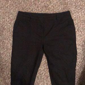 LOFT Size 6 Marissa Skinny Ankle Pants